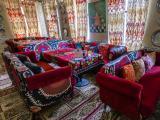 Древняя Бухара (Право-Булачная), чайхана